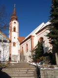 Bild der Pfarrkirche Altenthann