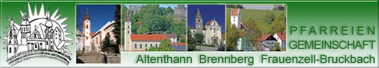 Pfarreiengemeinschaft Altenthann Brennberg Frauenzell